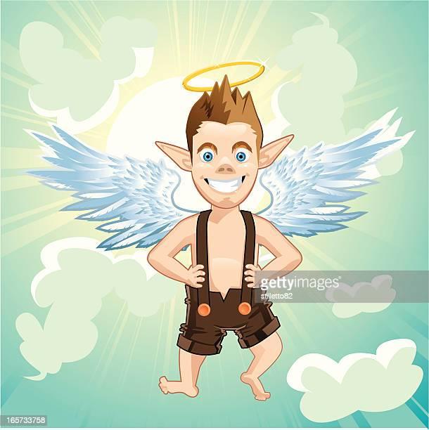Kleinen Engel