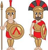 Little Spartans