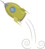 Little yellow Rocket