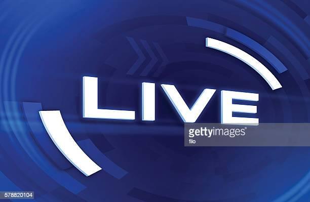live broadcast - live broadcast stock illustrations