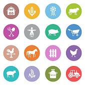 Livestock Icons