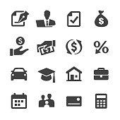 Loan Icons - Acme Series