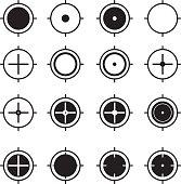 Location Crosshair Icons