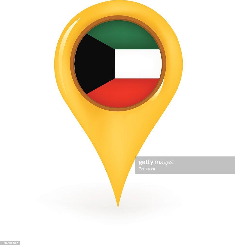 Location Kuwait