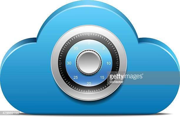 Lock on cloud server