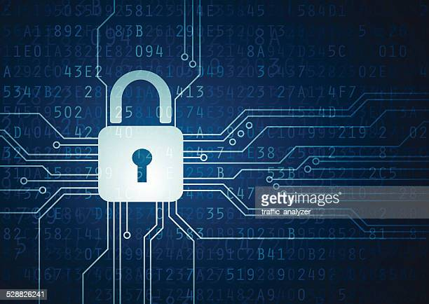 lock - personal information stock illustrations, clip art, cartoons, & icons