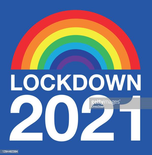 lockdown 2021 - clap for carers stock illustrations