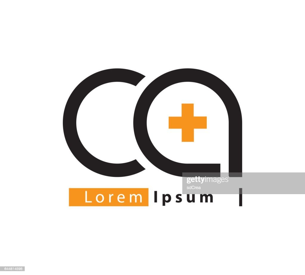 CA Logo Concept Design