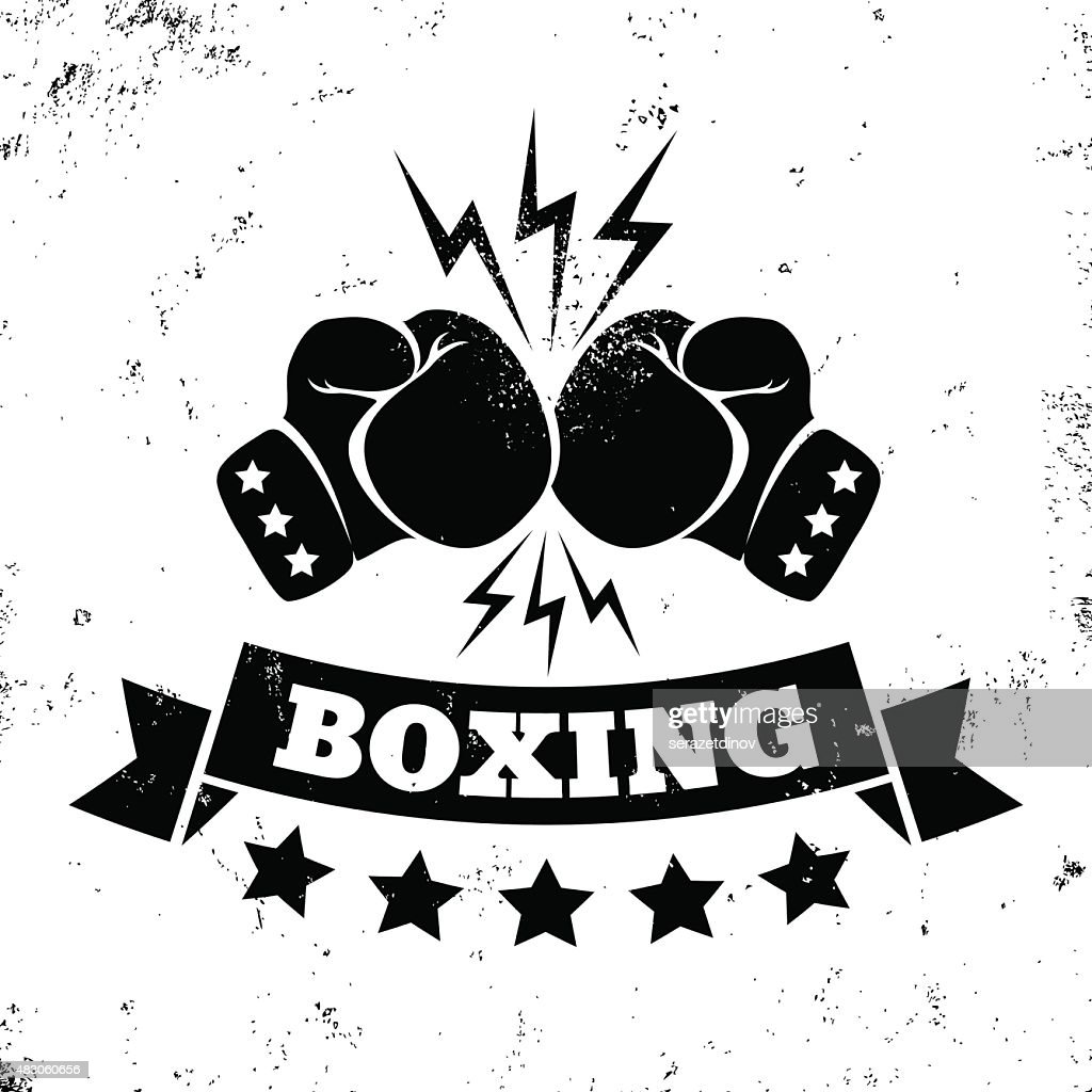 logo for a boxing