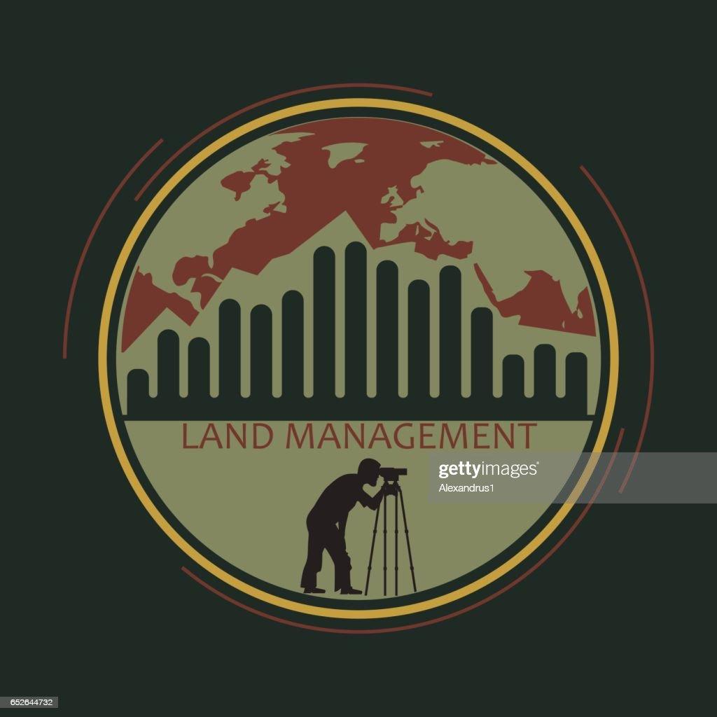 Logo land management