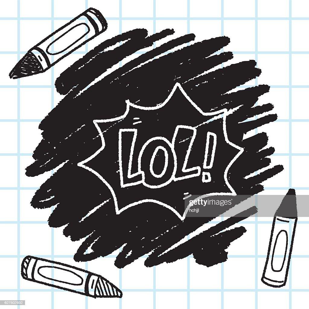 lol doodle