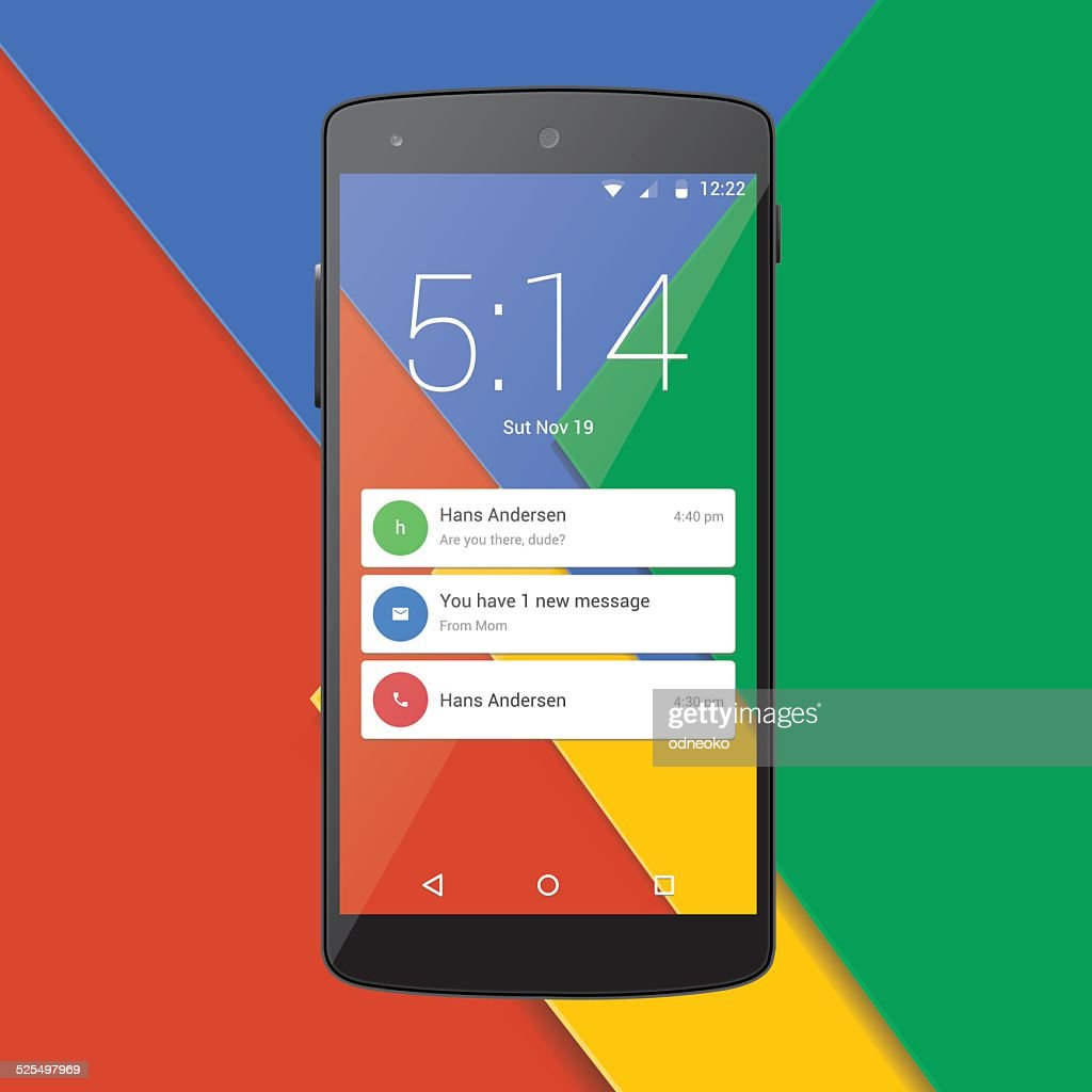Lollipop Android Phone