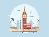 London city flat
