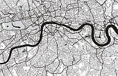 London city map