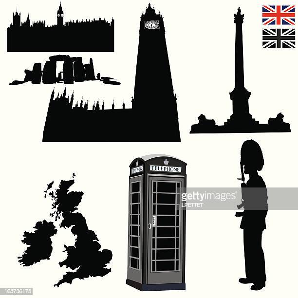 london elements - megalith stock illustrations, clip art, cartoons, & icons
