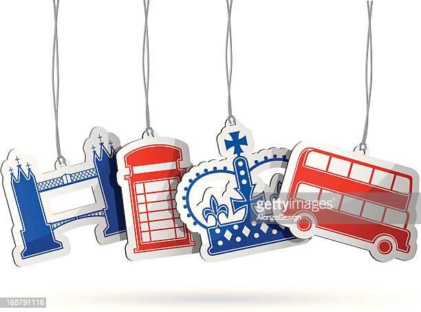 London Tags