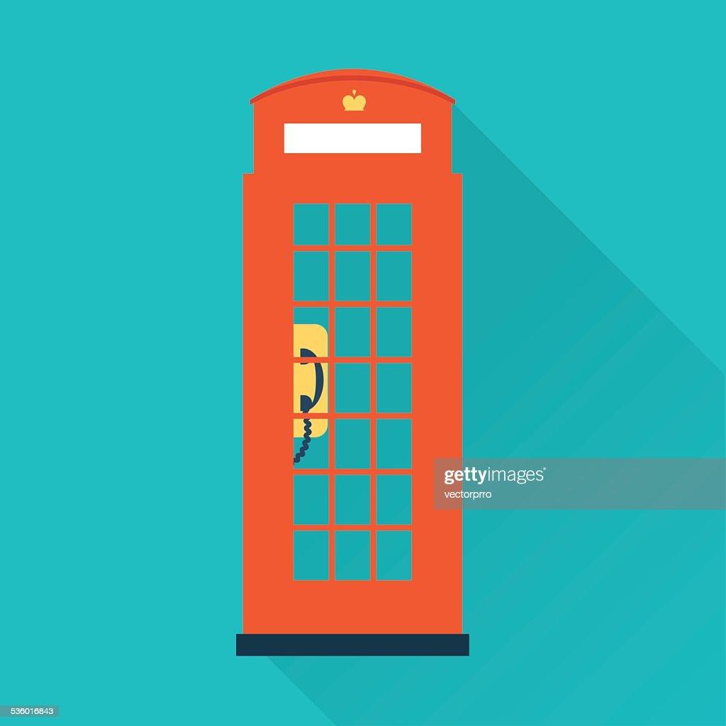 london telephone icon