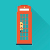 london telephone icon