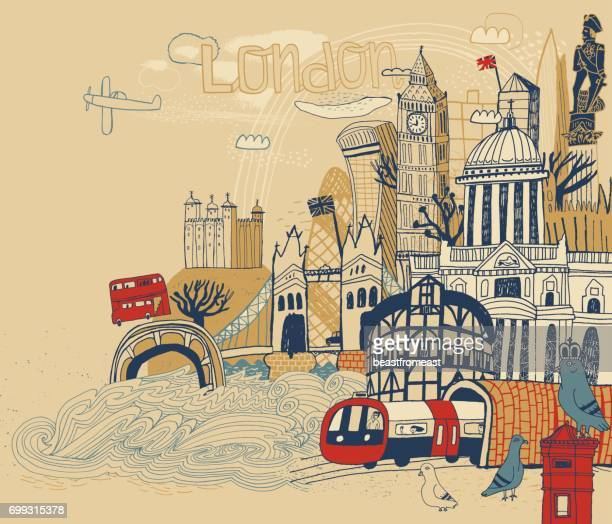 illustrations, cliparts, dessins animés et icônes de royaume-uni londres - brexit