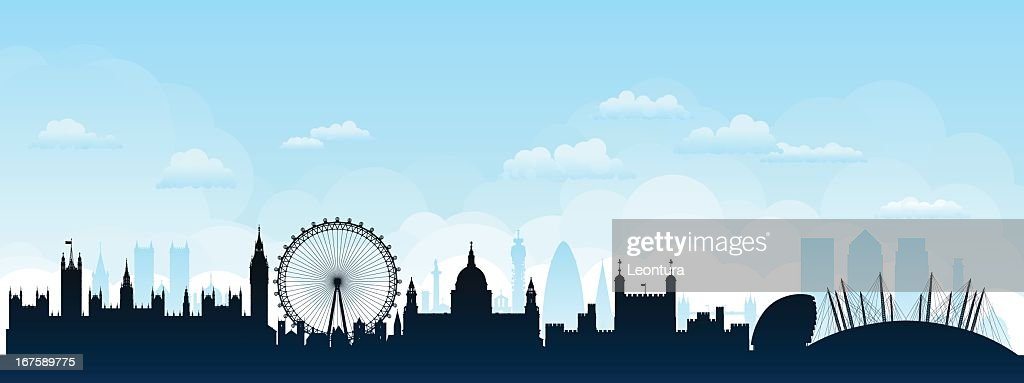 London (Buildings Are Detailed, Moveable and Complete)