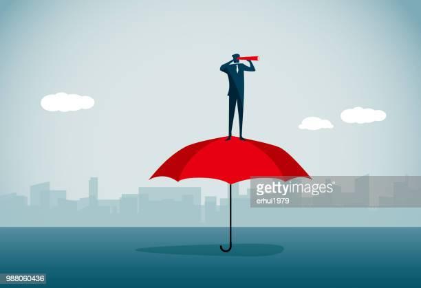 looking - insurance agent stock illustrations, clip art, cartoons, & icons