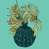Loquat Bouquet