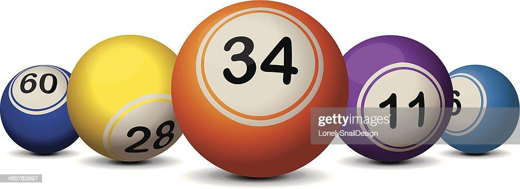 lottery close : Stock Illustration
