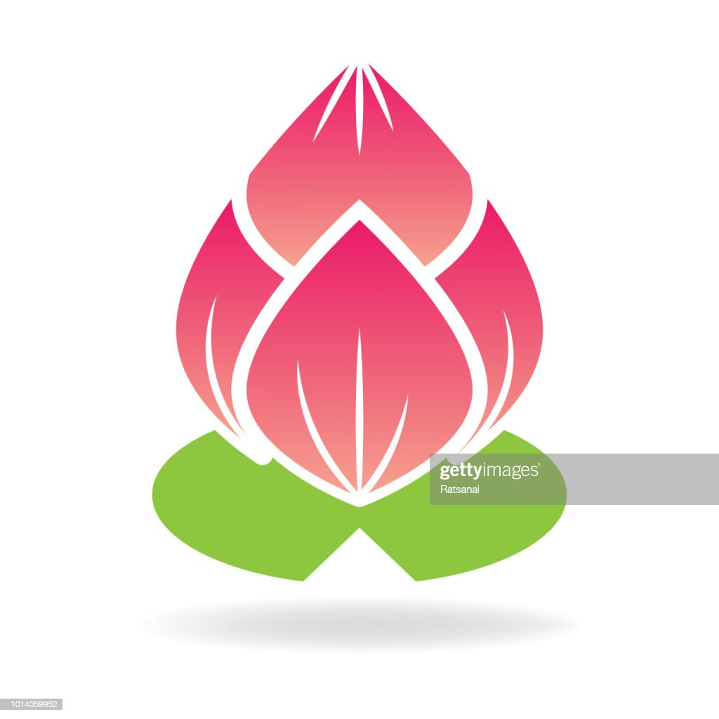 Lotus flower vector art getty images lotus flower vector art izmirmasajfo