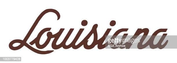 louisiana - louisiana stock illustrations, clip art, cartoons, & icons
