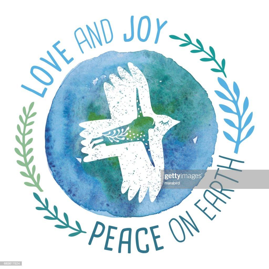 Love And Joy Peace On Earth
