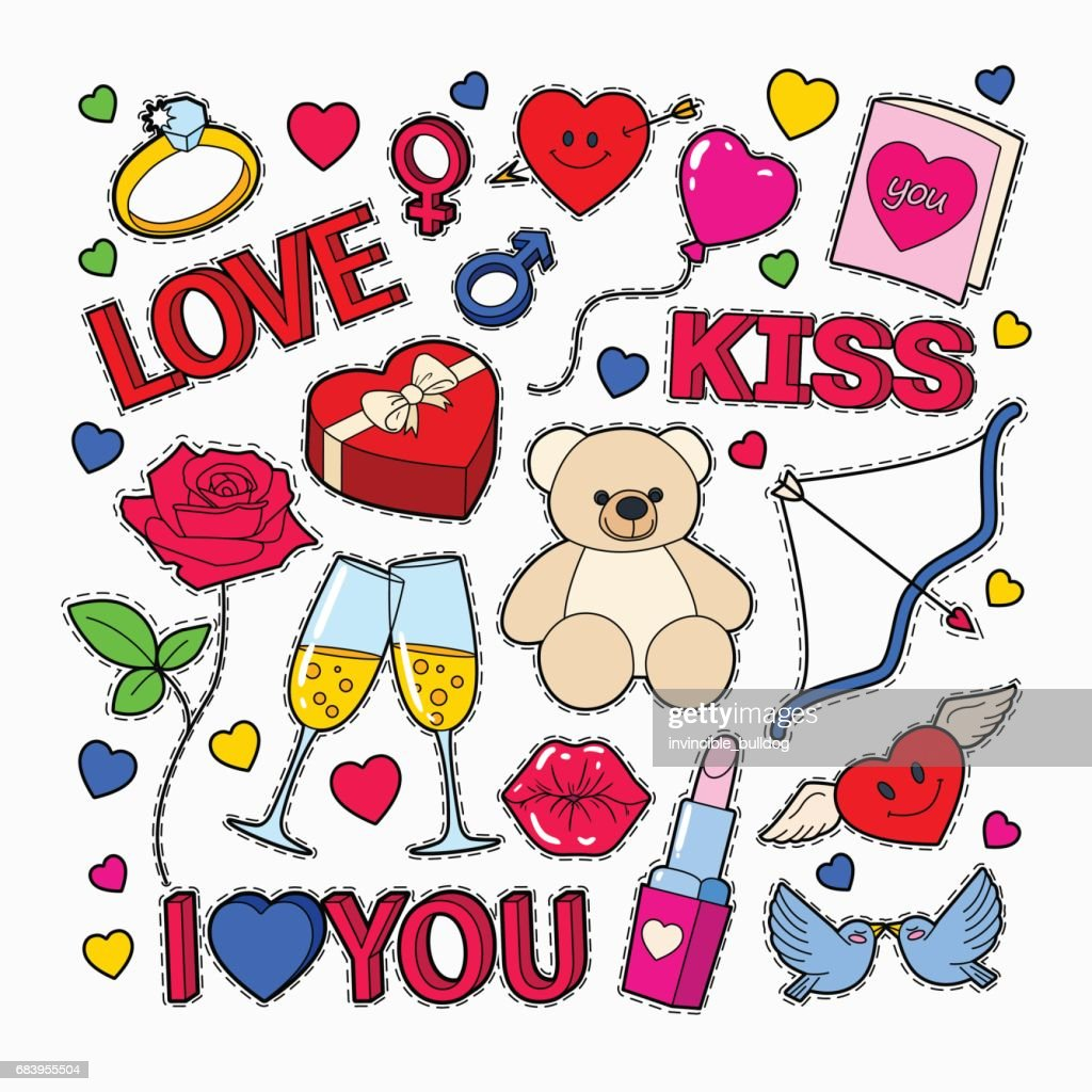 Romantic Valentine Heart Key Relationship Unlock Comments - Icon Clipart -  Full Size Clipart (#28678) - PinClipart
