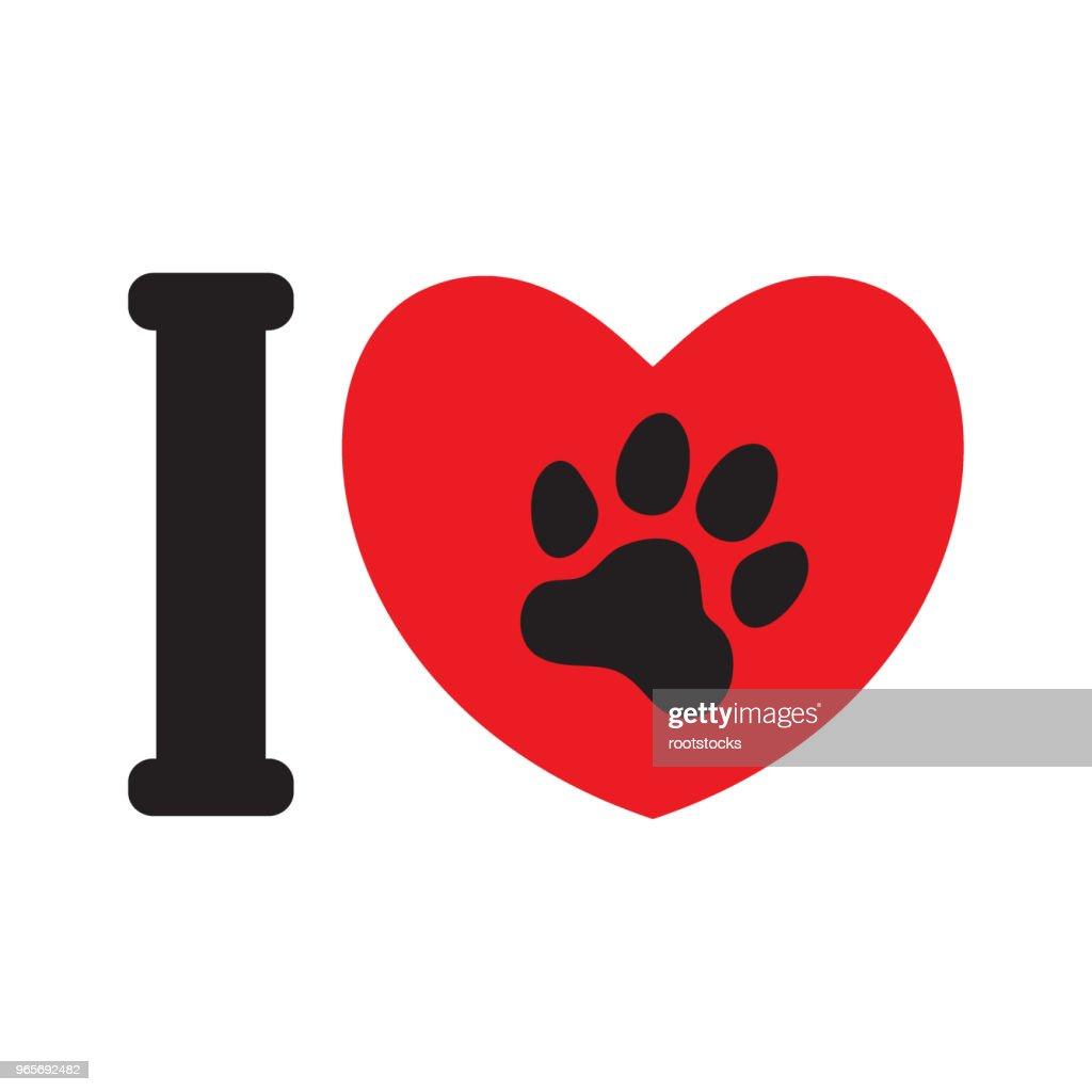 I love animals (dogs)