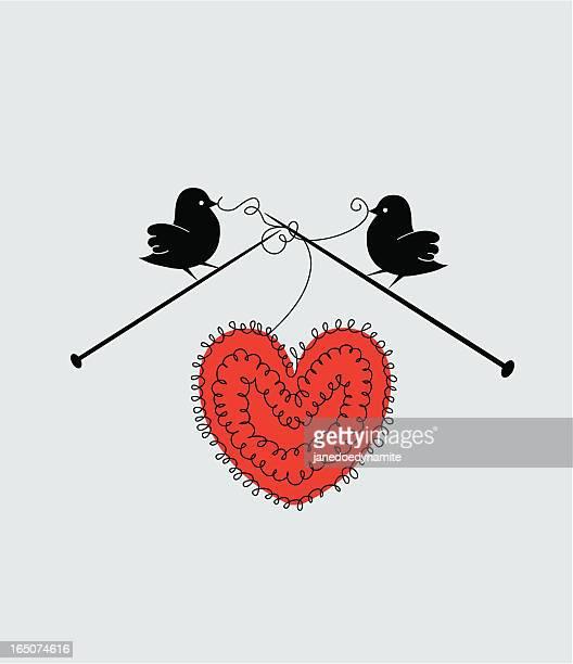 Aves Amor-Serie