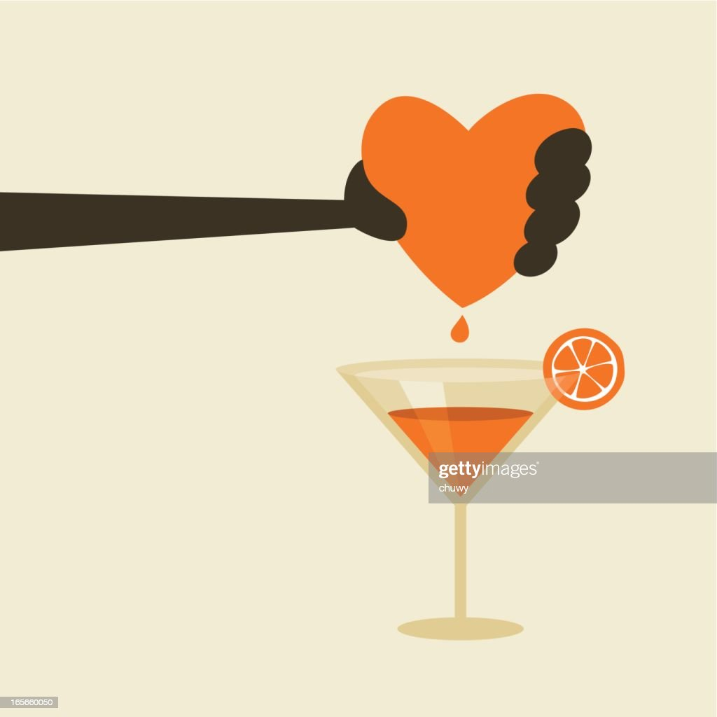 Love cocktail