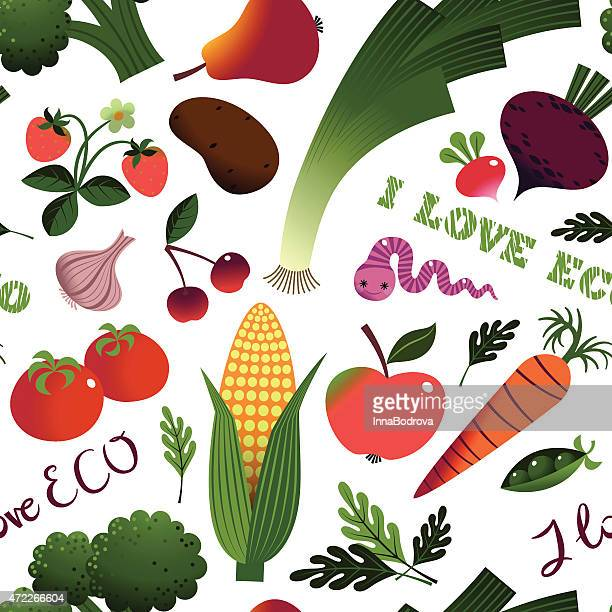 Adoro ECO. Frutas e produtos hortícolas.