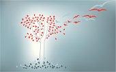 Love Evolution Tree