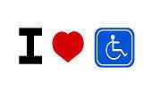 love handicap