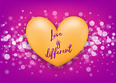 Love heart St Valentines Day