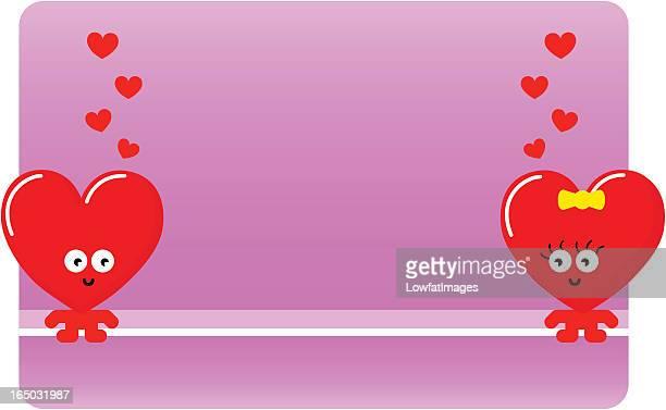 love hearts - animal heart stock illustrations, clip art, cartoons, & icons