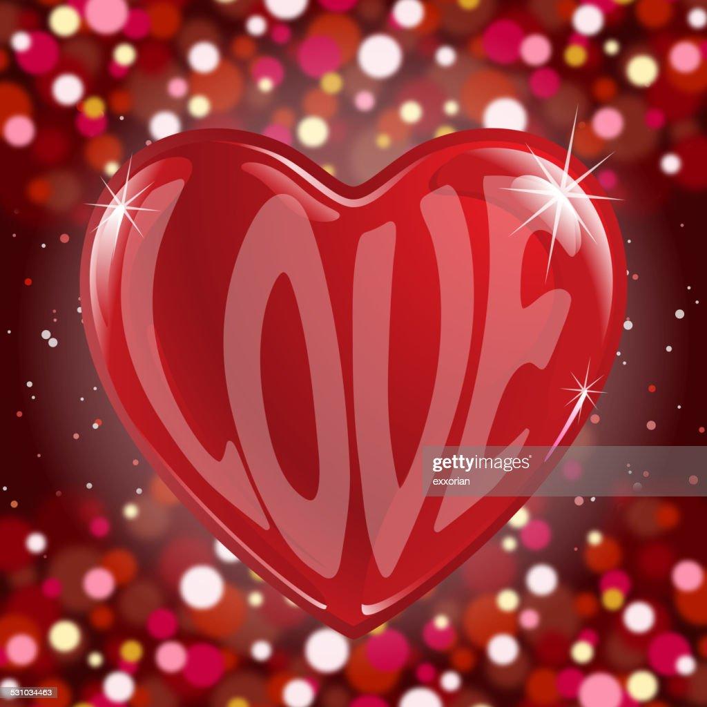 Love in my heart symbol vector art getty images love in my heart symbol vector art biocorpaavc Gallery
