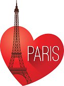 I Love Paris France