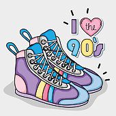 I love the 90s concept