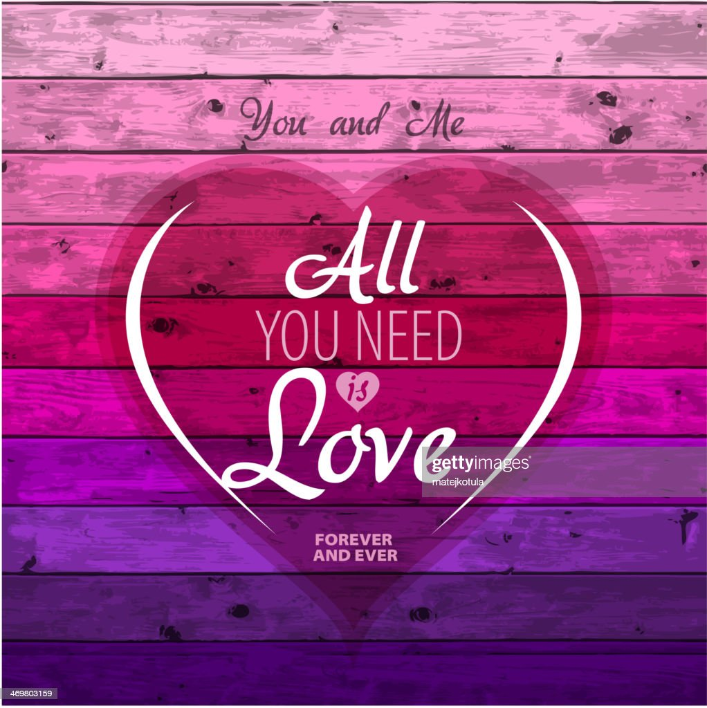 Love theme, Valentine Romantic card