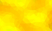 low poly background yellow color