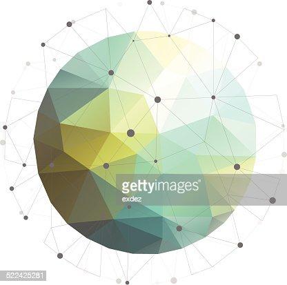 Lowpoly Sphere