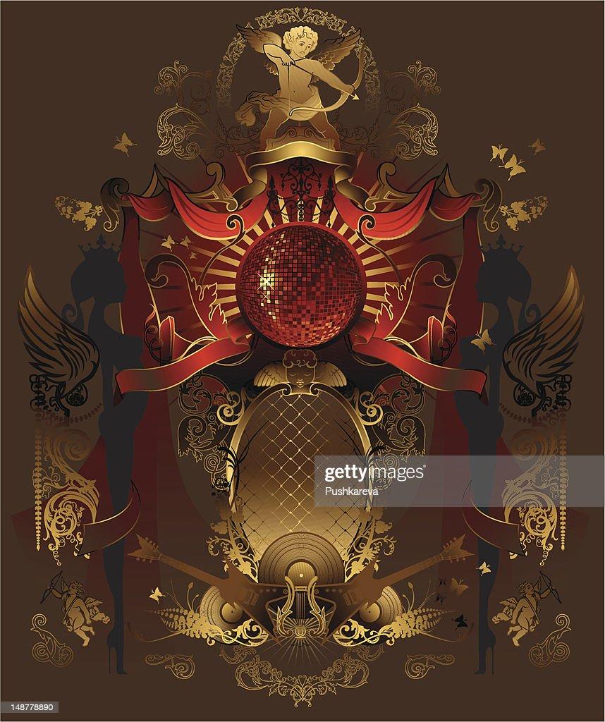 Сlub emblem