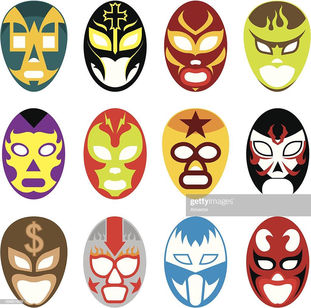 Lucha mask
