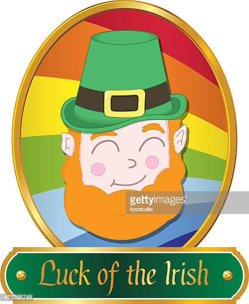 luck of the irish - celtic music stock illustrations, clip art, cartoons, & icons