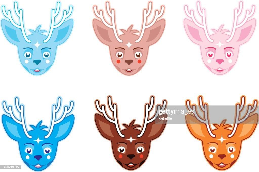Lucky deers