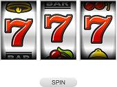 Lucky sevens jackpot
